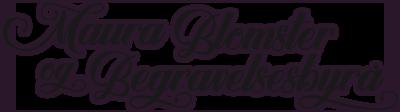 Maura Blomster og Begravelsesbyrå Logo